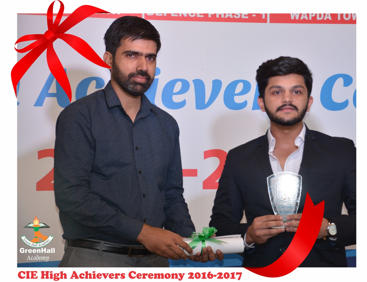 CAIE High Achievers 2017 GreenHall Academy 61