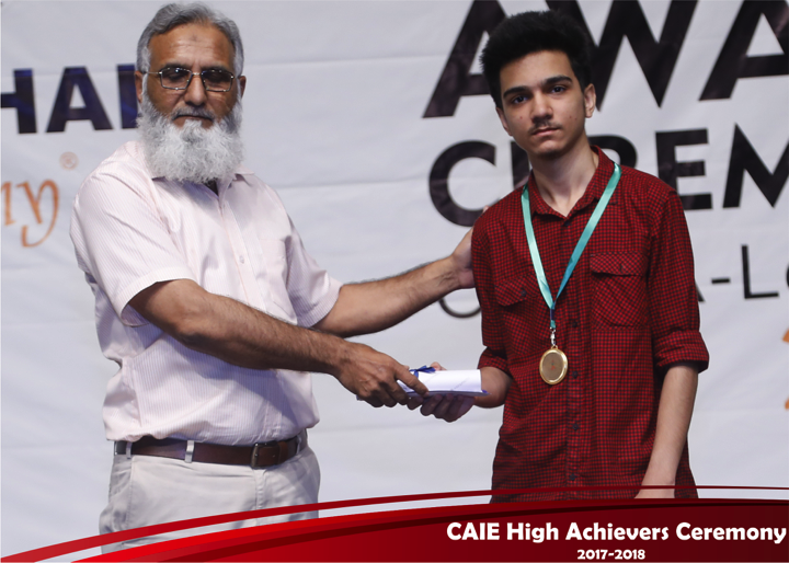 CAIE High Achievers 2018 GreenHall Academy 43