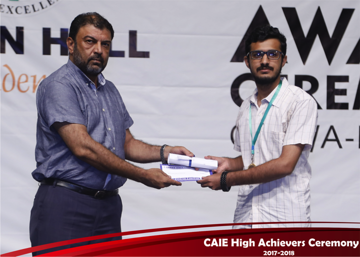 CAIE High Achievers 2018 GreenHall Academy 49
