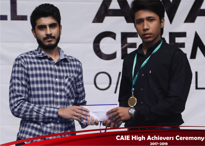 CAIE High Achievers 2018 GreenHall Academy 62