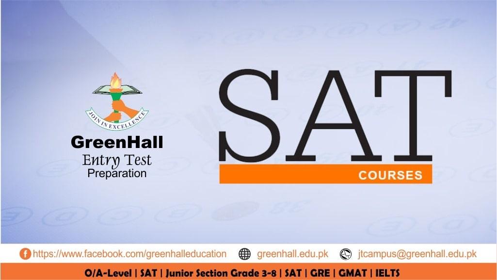 SAT GreenHall Academy