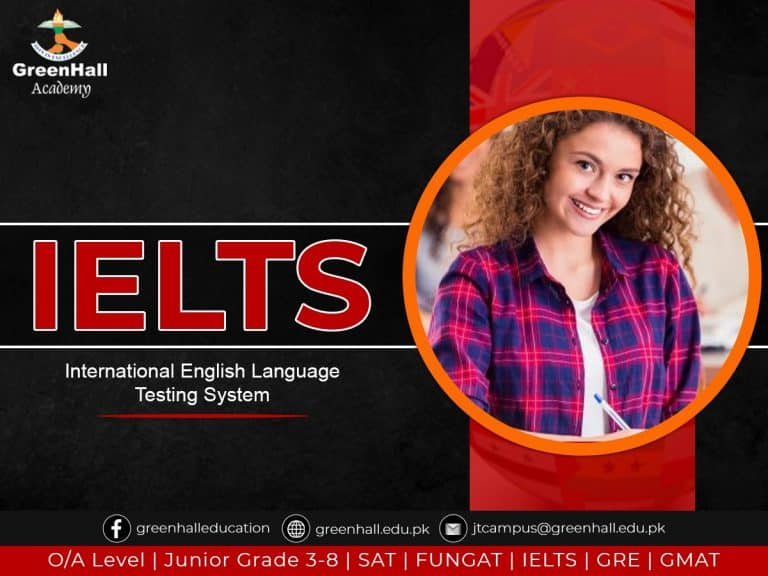 IELTS GreenHall Academy